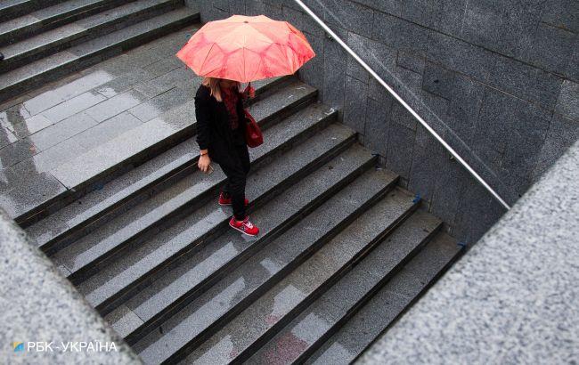 Потепление в Украину придет с дождями, - синоптик