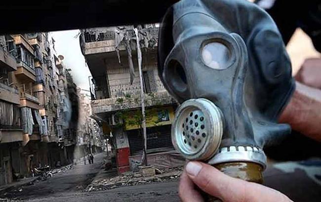 В ОЗХО заявили об использовании хлора в атаке в сирийской Думе