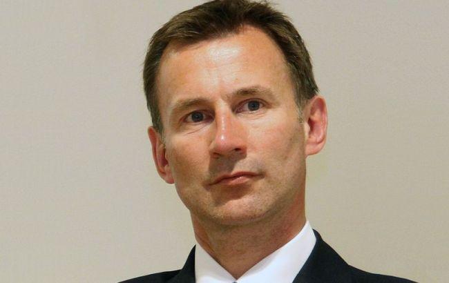 МИД Британии заявил о поддержке Украины в противостоянии российской агрессии