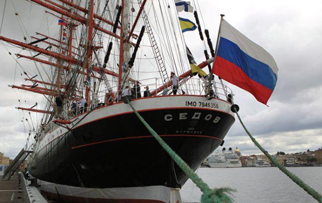 Польша не пустила в свои воды российский парусник с крымскими курсантами