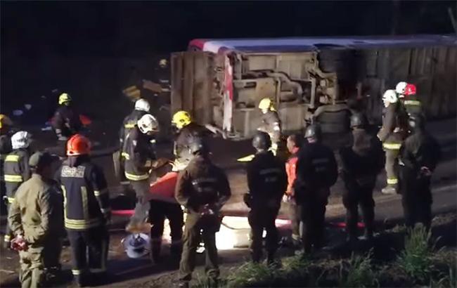 В Чили самолет упал на дом, есть погибшие