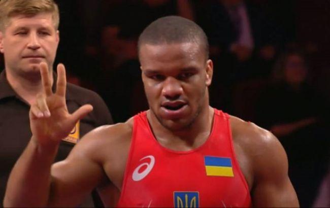 Украинец Беленюк завоевал