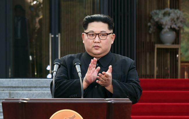 Ким Чен Ын заявил, что мир на Корейском полуострове зависит от позиции США