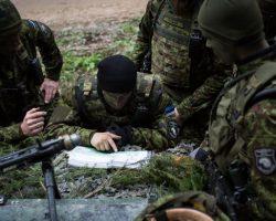 В Эстонии начались военные учения