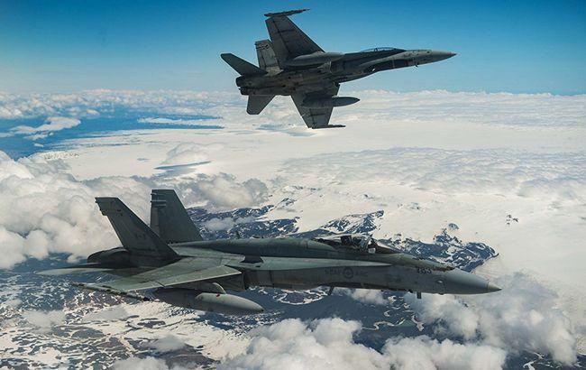 Истребители НАТО дважды за неделю вылетали на перехват самолетов РФ