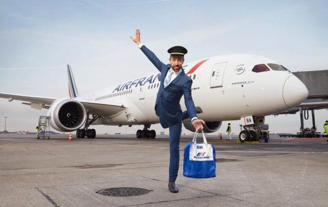 Французские пилоты на неделю уйдут на забастовку