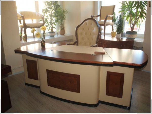 Где купить элитную мебель в кабинет руководителя