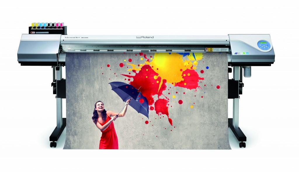 Качественная широкоформатная печать для рекламы