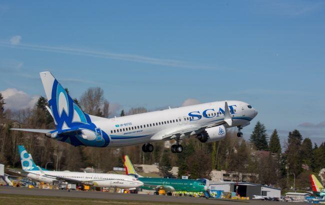 В Boeing оценили убытки от запретов на полеты самолетов 737 MAX
