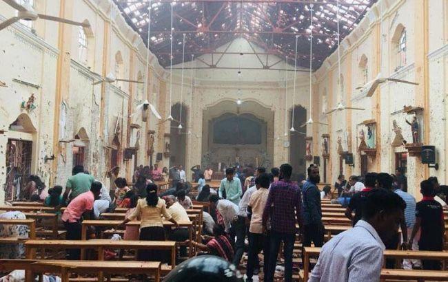Число жертв взрывов в Шри-Ланке превысило 180