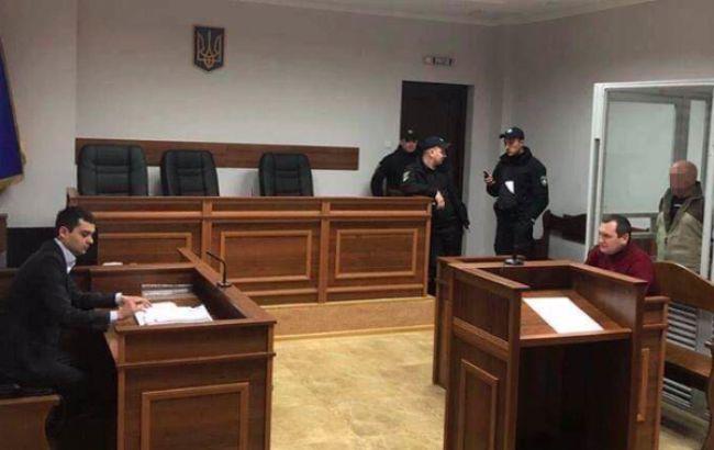 Суд арестовал подозреваемых в убийстве ювелира в Киеве
