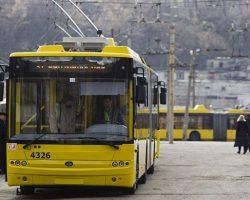Общественный транспорт изменит маршруты из-за дебатов на
