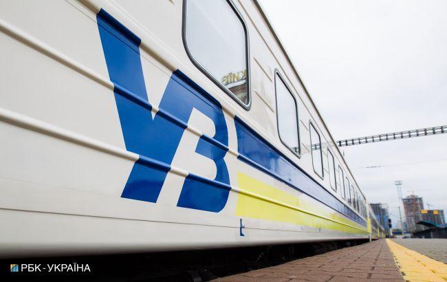 УЗ предупредила об ограничении движения поездов в Перемышль