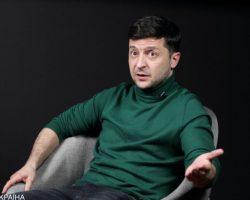 Зеленский против освобождения Донбасса военным путем