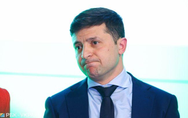 Зеленский обошел Порошенко по числу голосов в Киеве