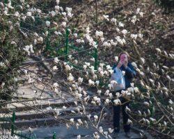 В Украине сегодня значительно потеплеет