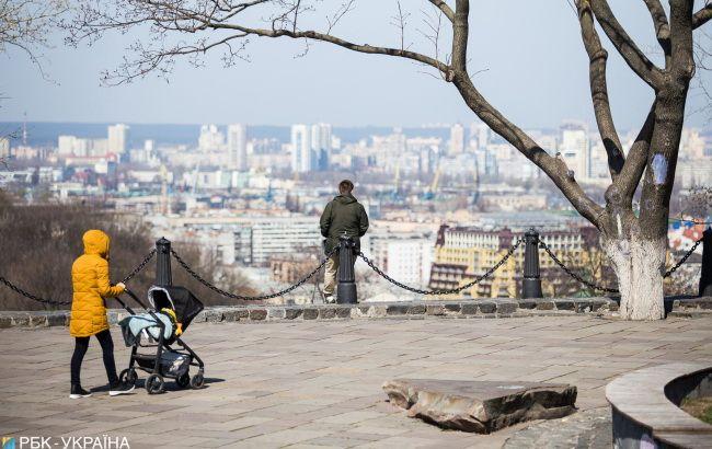 В Украине местами потеплеет до +20