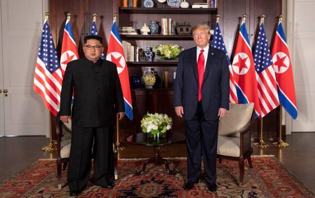 Ким Чен Ын назвал условия третьего саммита с Трампом