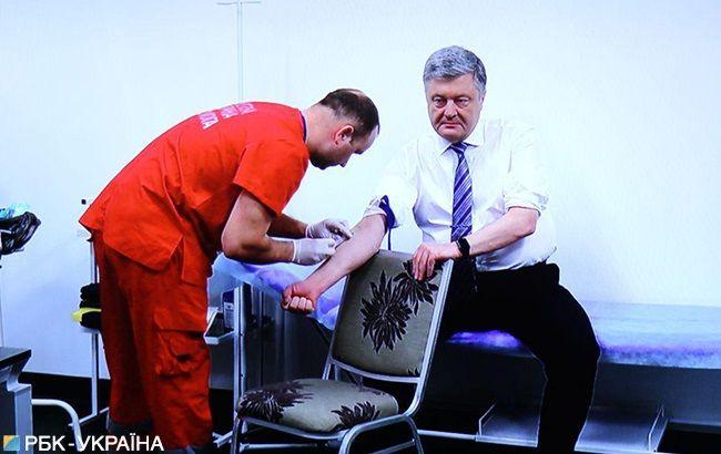 Порошенко предложил обязать кандидатов проходить медобследование