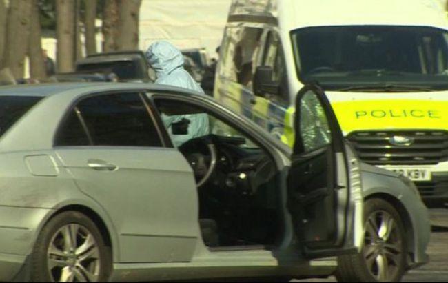 Полиция Лондона прокомментировала нападение на автомобиль посла Украины