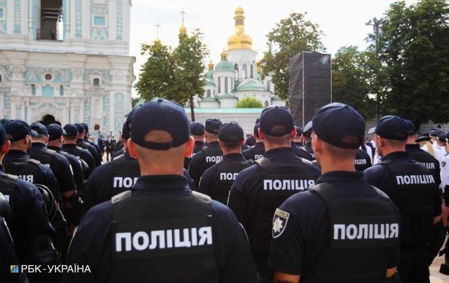 В Киеве неизвестные забросали петардами охрану одного из заведений