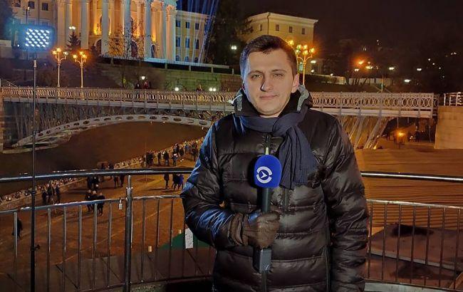 Стрелявшему в журналиста в Киеве сообщили о подозрении