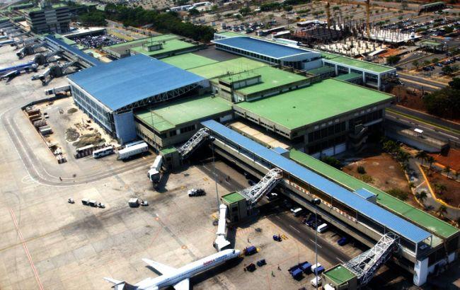 Минтранспорта США приостановило авиасообщение с Венесуэлой