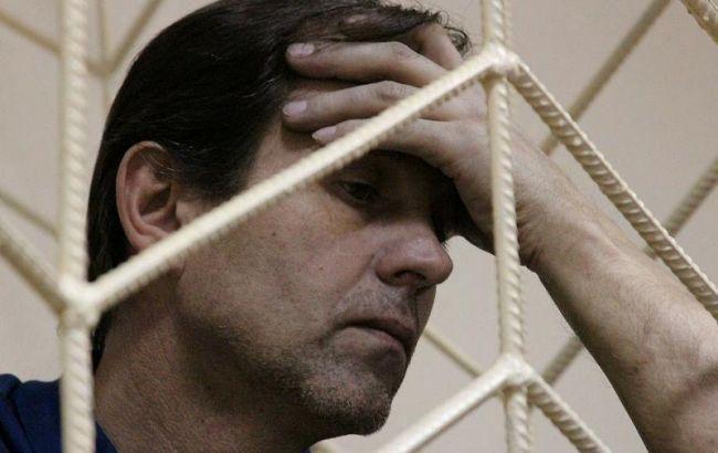 Балуху на 15 суток продлили пребывание в штрафном изоляторе