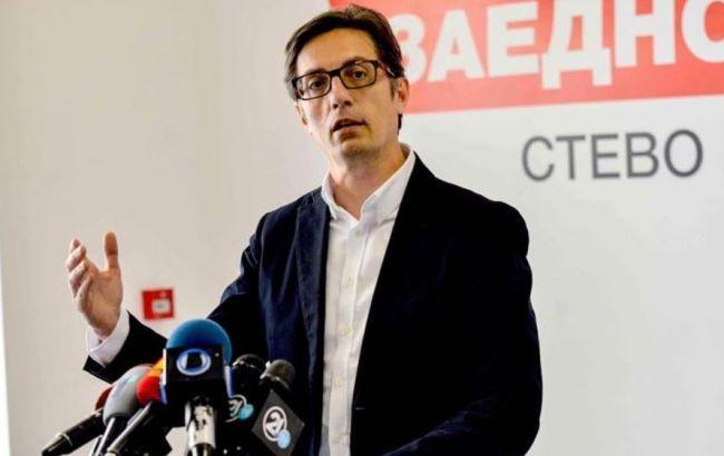 В Северной Македонии сегодня вступает в должность новый президент