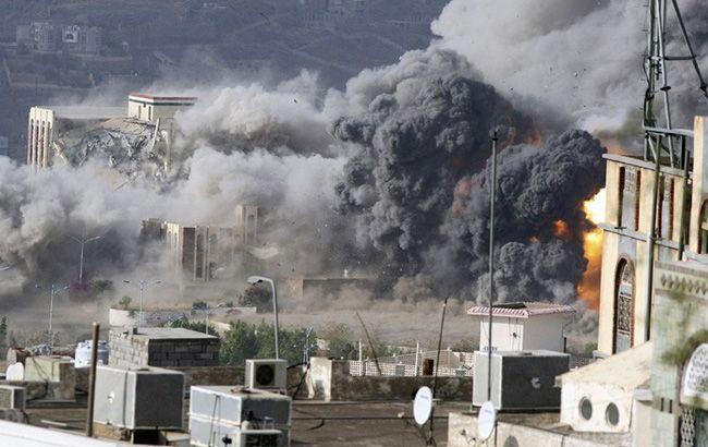 В Саудовской Аравии беспилотники атаковали аэропорт