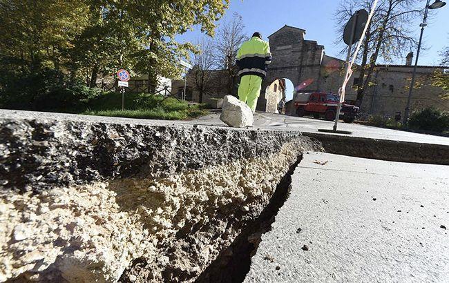 В Папуа Новой Гвинее произошло землетрясение магнитудой 7,2