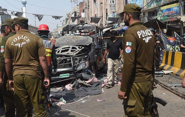 В Пакистане из-за взрыва в храме погибли 8 людей