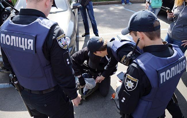 В Одесской обл. задержали