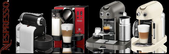 Где купить качественную капсульную кофемашину Nespresso
