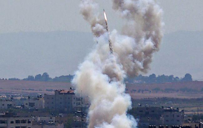Украина осудила обстрелы Израиля из Сектора Газа