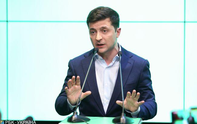 Зеленский хочет, чтобы Украина в международном сообществе стала