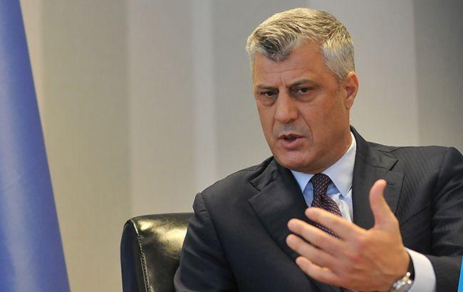 Президент Косово призвал США помочь в налаживании отношений с Сербией