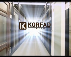Межкомнатные двери от Корфад