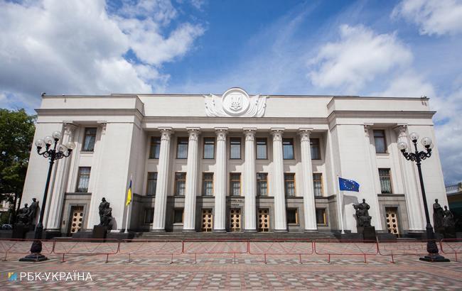 Рада просит о новых санкциях против РФ