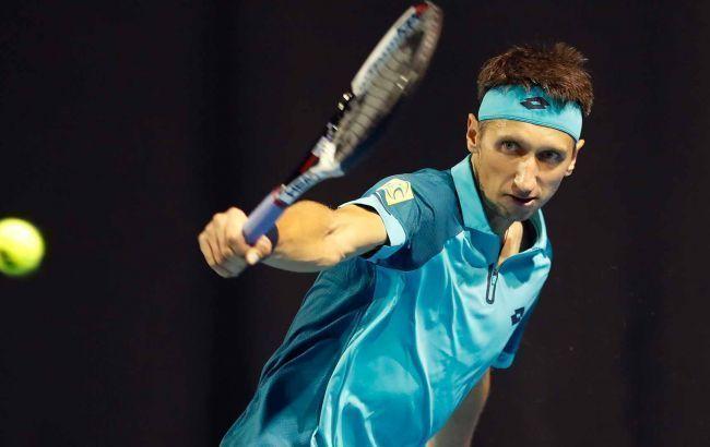 Стаховский получил место в основе Roland Garros