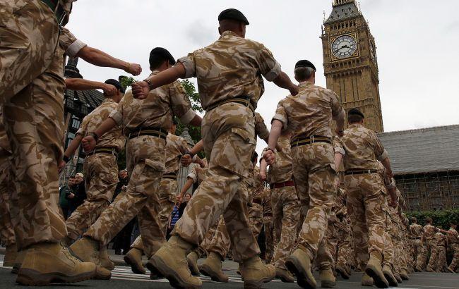 Спецназ Британии сосредоточится на борьбе с российской угрозой