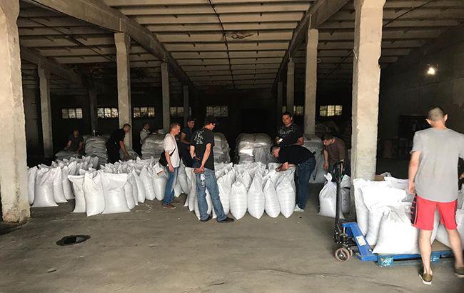 В Сумах полиция изъяла более 2 тонн наркосырья