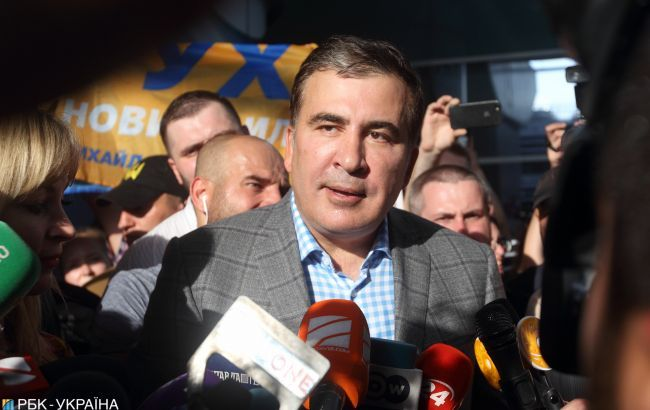 Саакашвили заявил об участии