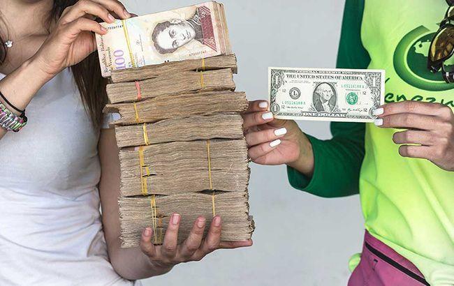 Венесуэла выпускает в оборот три новые крупные купюры
