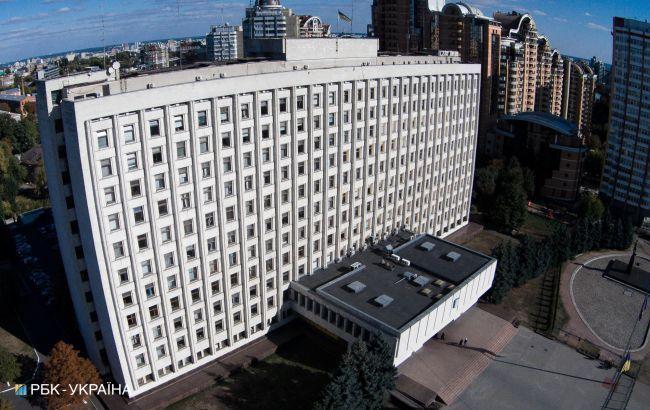 ЦИК внес партию Саакашвили в избирательный бюллетень