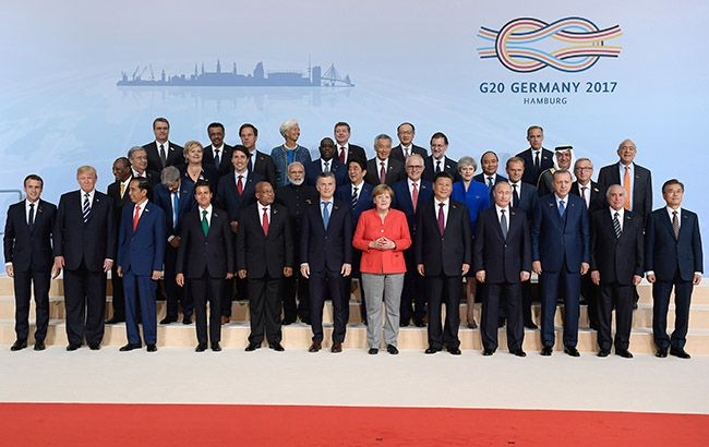 Лидеры стран G20 достигли согласия в климатическом вопросе