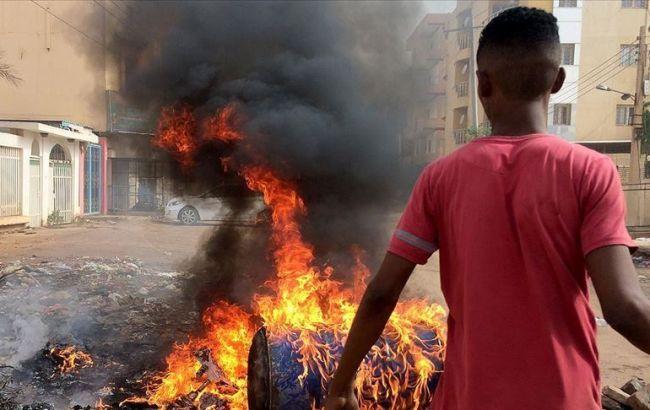Число погибших из-за разгона протестов в Судане выросло вдвое