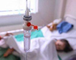 В Луганской области массово отравились дети