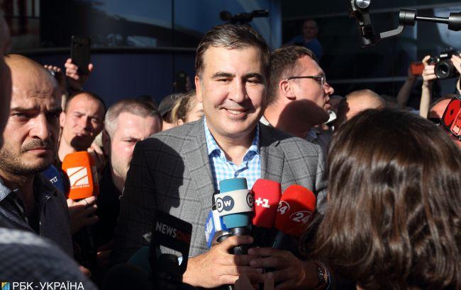 Саакашвили сомневается, что его могут арестовать в Украине