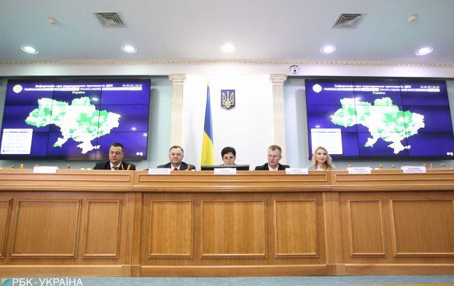 ЦИК утвердил форму и текст бюллетеня на выборах в Раду